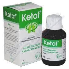 Buy Ketof Cough syrup