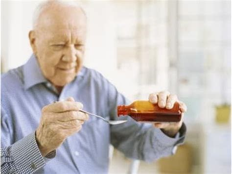Cough Syrup for high blood pressure